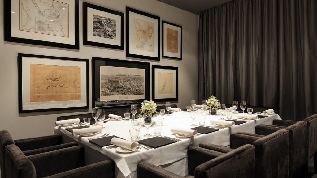 function of dining room | The Stirling Hotel | Functions