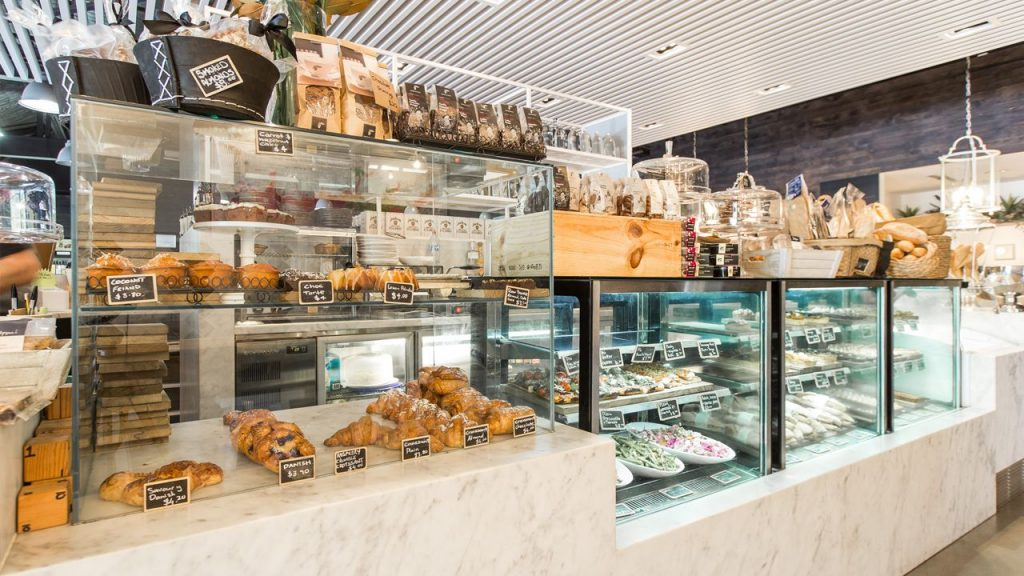 The Stirling Hotel | Cellars & Patisserie