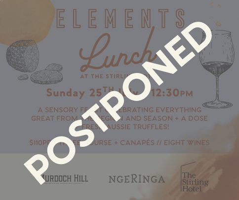 Elements What's on postponed
