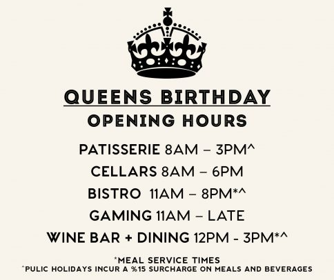Queens Birthday Whats On 2021
