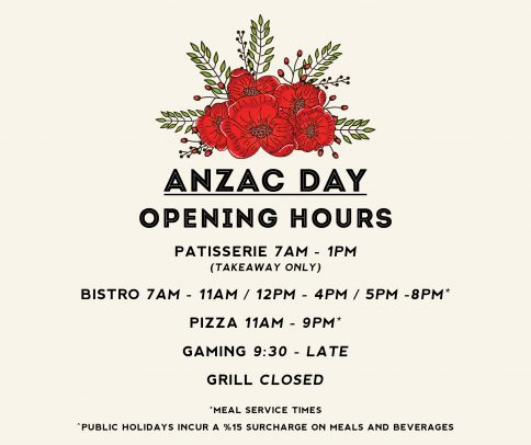 anzac day whats on