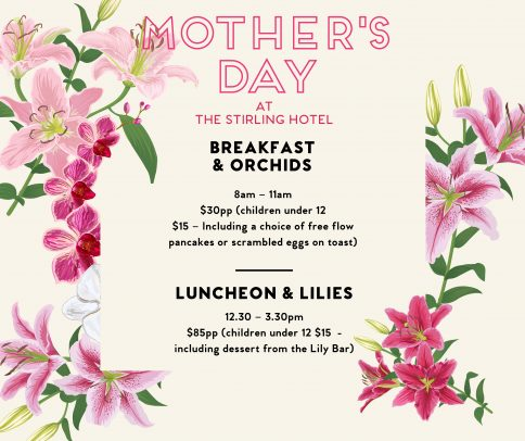 Mothers Day whats on