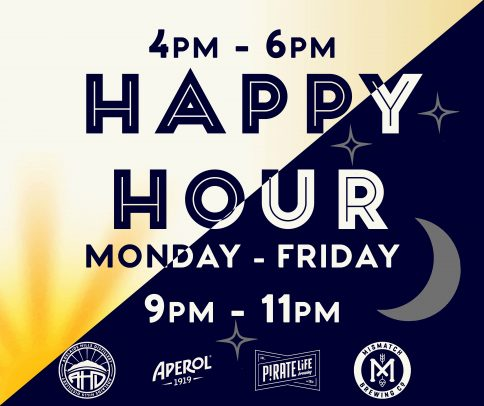 Happy Hour what's on